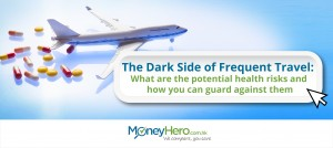 The Dark Side of Frequent Travel: What are the potential health risks and how you can guard against them