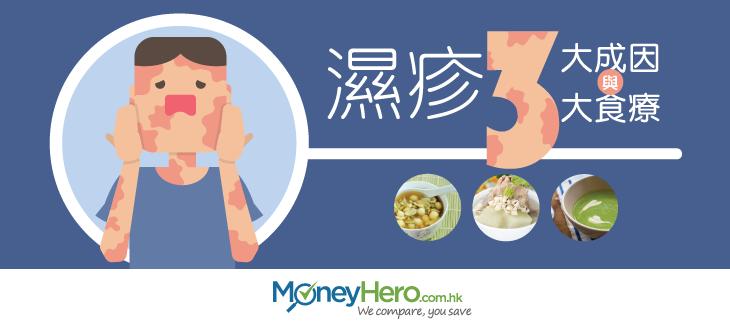 濕疹 :3大成因與3大食療