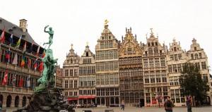 歐洲之旅——德國、荷蘭、比利時、法國