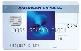美國運通Blue Cash信用卡