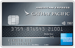 American Express Cathay Pacific Elite Credit Card
