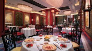 九龍香格里拉大酒店 香宮中菜廳