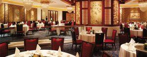 港島香格里拉大酒店 夏宮中菜廳