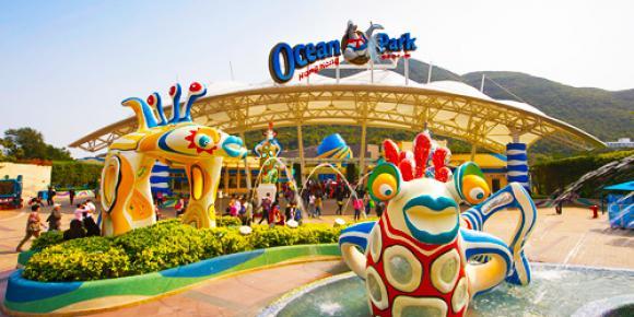 海洋公園生日優惠:免費入場