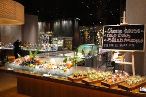 Grand Hyatt 酒店 Mezza9 Macau 與廚共饗