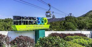 昂坪 360 生日優惠: 免費搭纜車