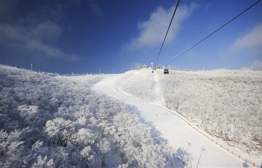 High-1-滑雪場