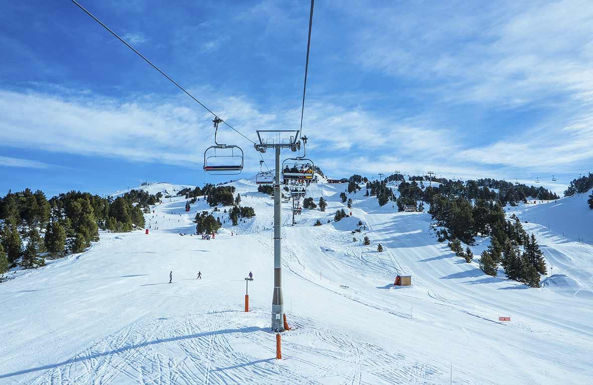 芝山滑雪場