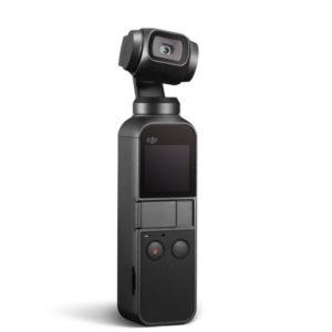 手持攝影機:Go Pro 運動攝影機 / DJIOsmo Pocket