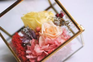 Pinkoi 保鮮花