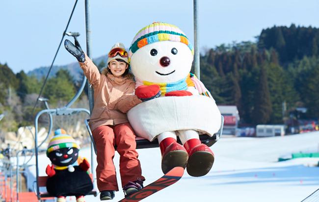 日本滑雪攻略-六甲山滑雪場