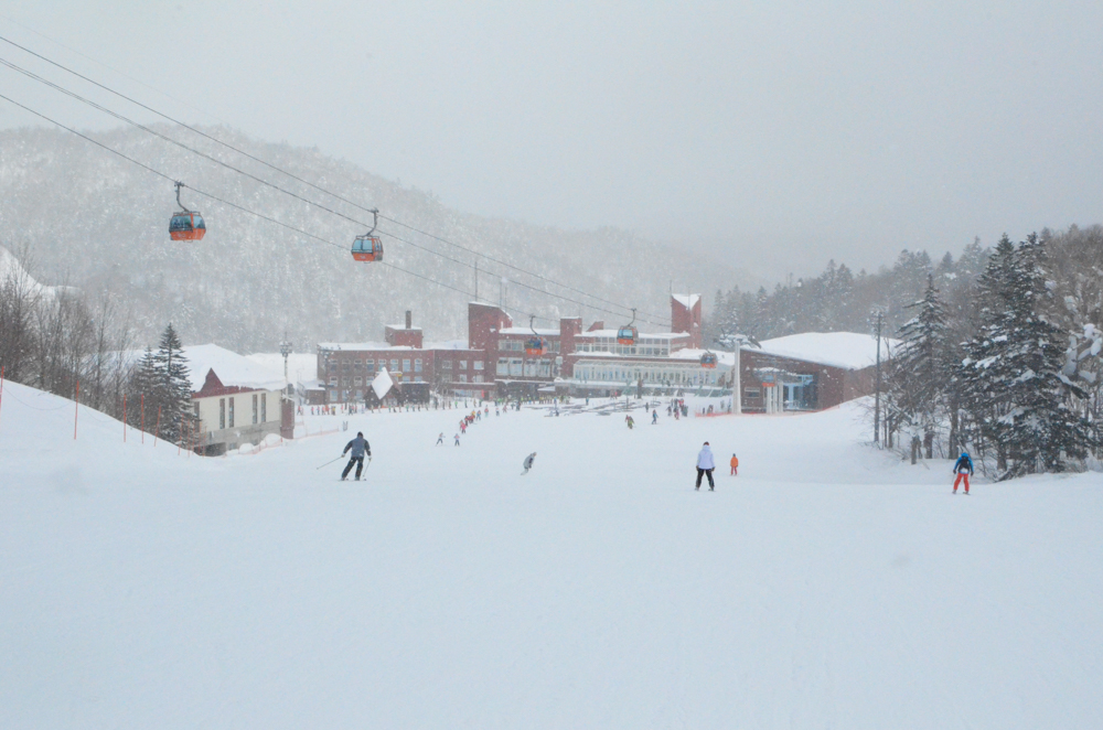 日本滑雪攻略-札幌國際滑雪場