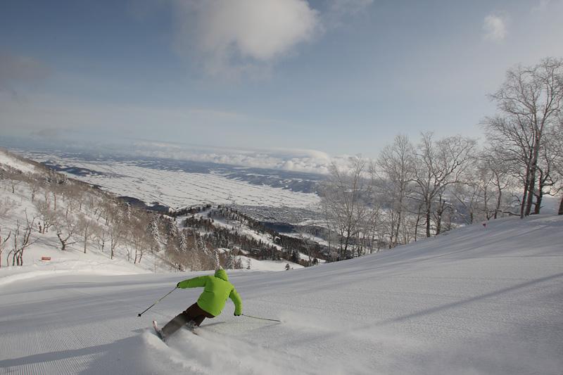 日本滑雪攻略-富良野王子飯店滑雪場