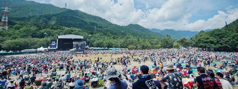 日本Fuji Rock