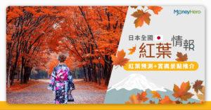 【紅葉】東京/京都/北海道等日本賞楓景點情報