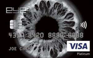 建行Eye信用卡