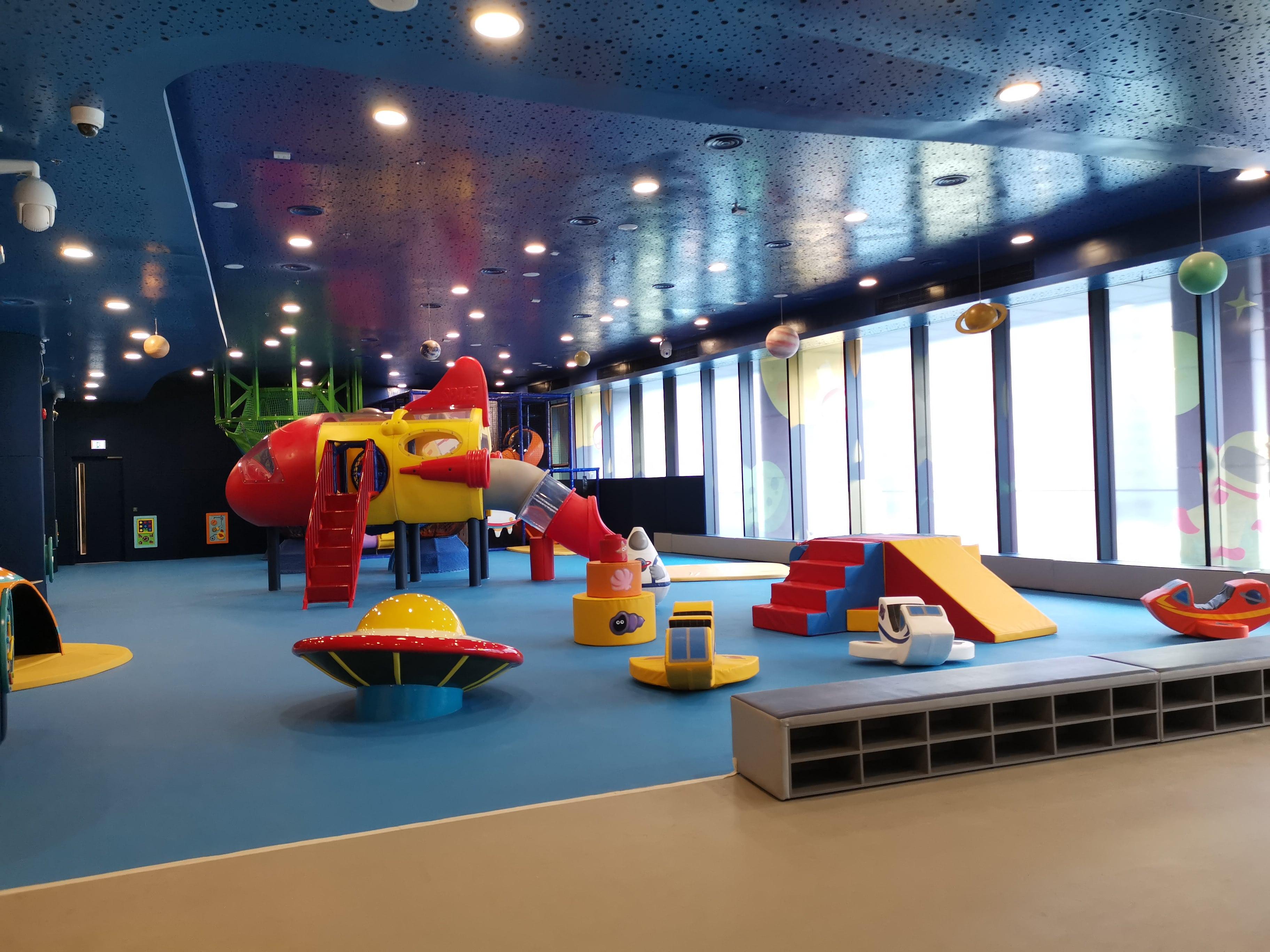 兆麟體育館兒童遊戲室