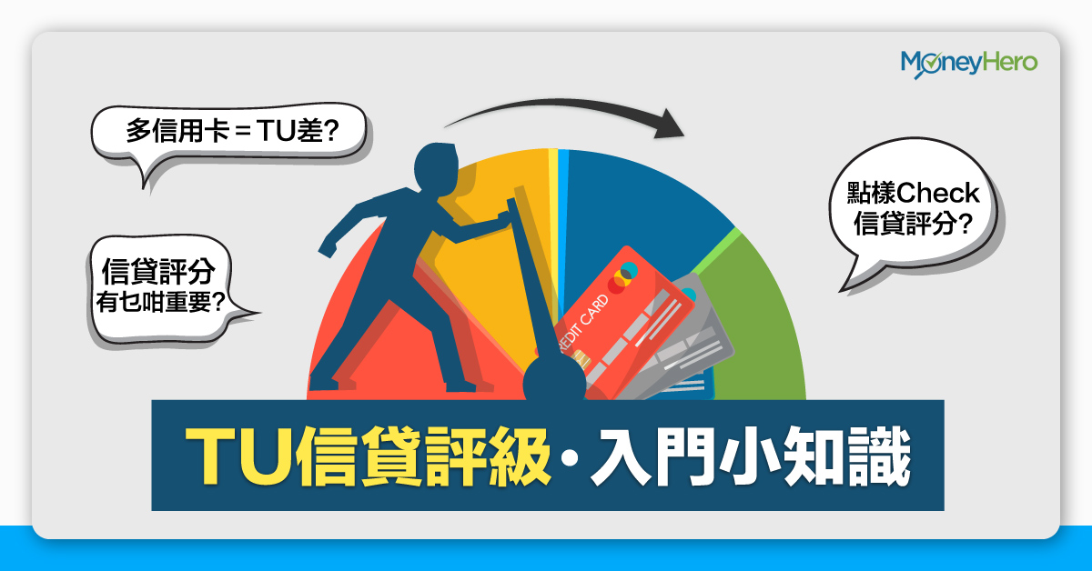 TU-信貸評級-入門小知識