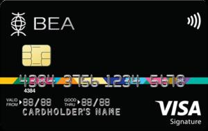 BEA_visa_signature