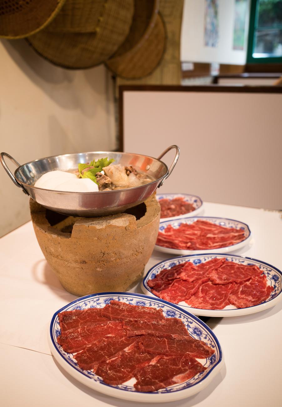616牛肉火鍋專門店