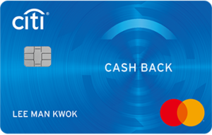 Citibank Cash Back MC