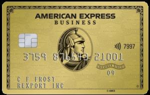 美國運通商務金卡