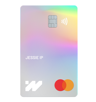 WeLab Debit Card