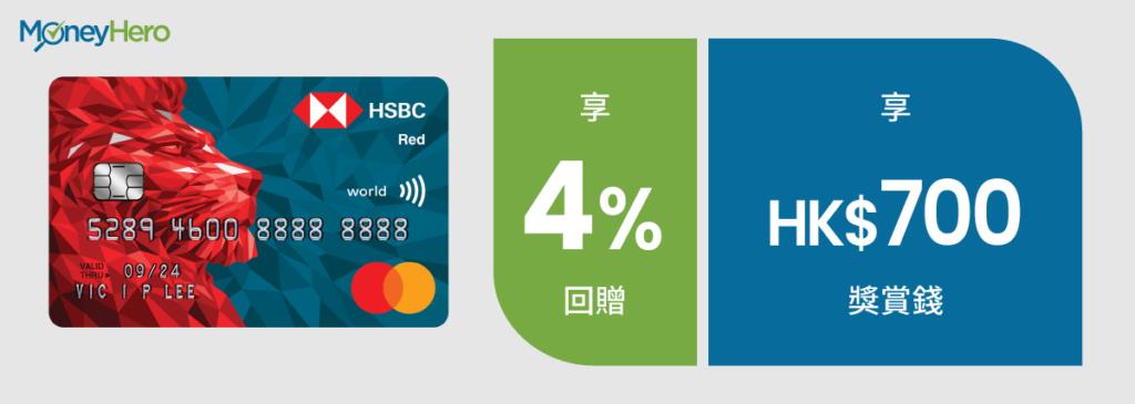 網購 Red信用卡