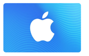 App Store iTunes Gift-Card