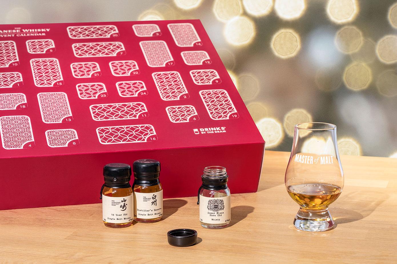 威士忌 聖誕月曆