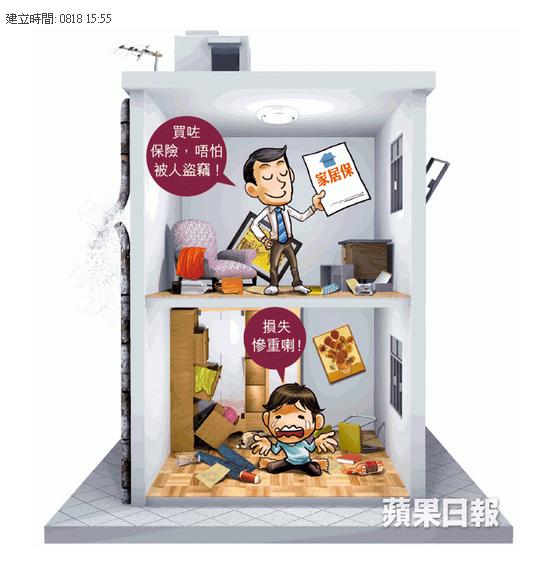 【保險箱加價】買 家居保 5個注意事項