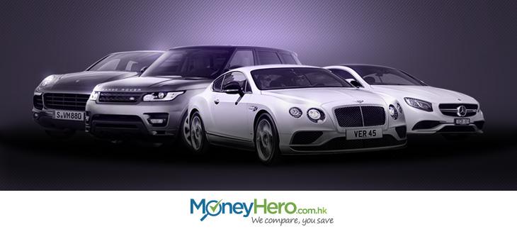 INFOGRAPHIC:名車的 汽車保險 有幾貴?
