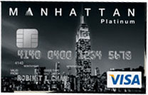 Manhattan Platinum 信用卡