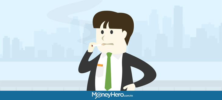 INFOGRAPHIC: 戒煙後可以慳到幾多錢?