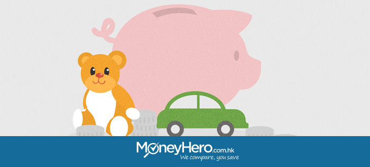 INFOGRAPHIC:養大子女的5個 預算 貼士