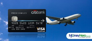 Citibank PremierMiles Card