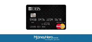 DBS Black Card – THE card for travel enthusiasts