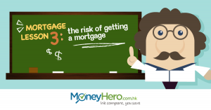 Mortgage Lesson 3: the risks of getting a mortgage