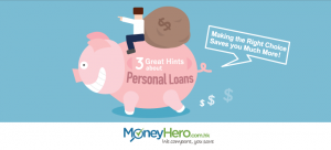 3 Great Hints for Personal Loans – Making the Right Choice Saves you Much More!