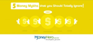 5 Money Myths that you Should Totally Ignore!