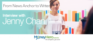 Interview with Jenny Chan: From News Anchor to Writer