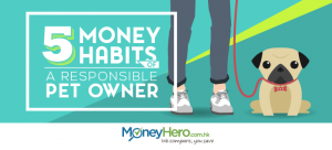 5 Money Habits of a Responsible Pet Owner