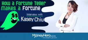 Interview with Kasey Chiu: How a Fortune Teller Makes a Fortune