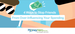 4 Ways to Stop Friends From Over-Influencing Your Spending